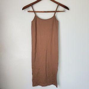 Sorella stretchy tank dress
